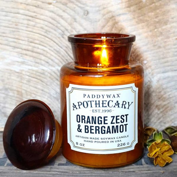 orange-&-bergamot-allumée-bougie-decoration-mamaisondartistes