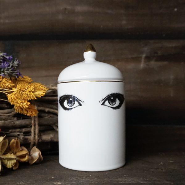 pot-porcelaine-rory-dobner-decoration-yeux-mamaisondartistes-artiste-boîte